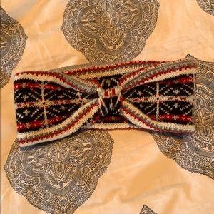 Aeropostale Winter Bow Headband